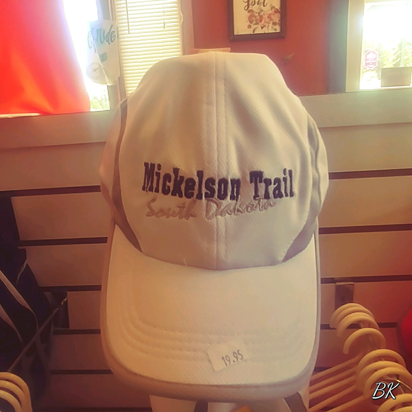 Mickelson Trail Hat