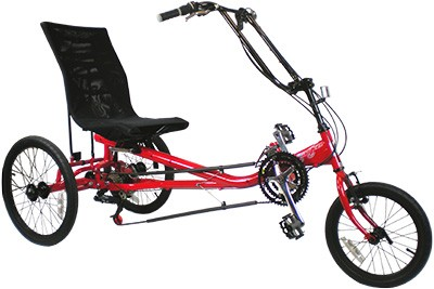 AmTryke JT-2000 Recumbent Cycle