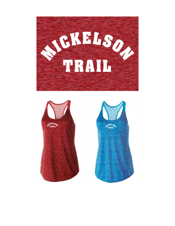 Mickelson Trail Mesh Tank Top